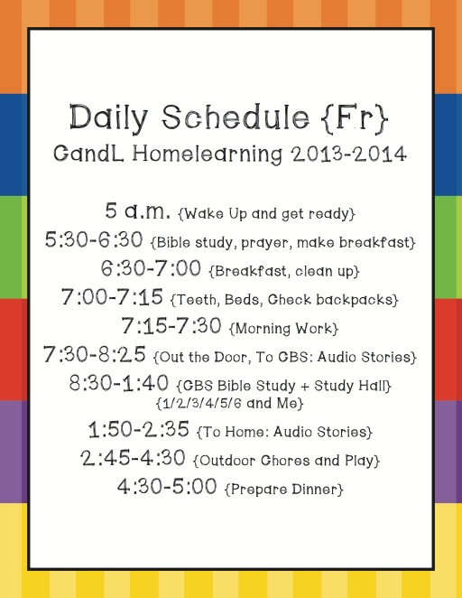 DailyScheduleFr
